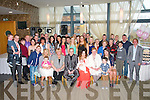 David Hurley and Christine Gray, Kielduff, Tralee christened their new baby Ruby at St Brendan's church, Tralee last Saturday afternoon and afterwards to a celebration at the Ballyroe Hts Hotel.
