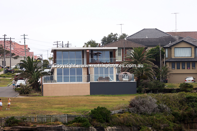 31 DECEMBER 2017 SYDNEY AUSTRALIA<br /> WWW.MATRIXPICTURES.COM.AU<br /> <br /> EXCLUSIVE PICTURES<br /> <br /> Diamond Bay or &rsquo;Smugglers Cove?&rdquo;<br /> <br /> Salim Mehajer&rsquo;s Vaucluse residence shown in the foreground with John Ibrahim&rsquo;s clifftop residence shown on the opposite cliff above Diamond Bay and his brother Fadi&rsquo;s residence in the background. <br /> <br /> Note: All editorial images subject to the following: For editorial use only. Additional clearance required for commercial, wireless, internet or promotional use.Images may not be altered or modified. Matrix Media Group makes no representations or warranties regarding names, trademarks or logos appearing in the images.