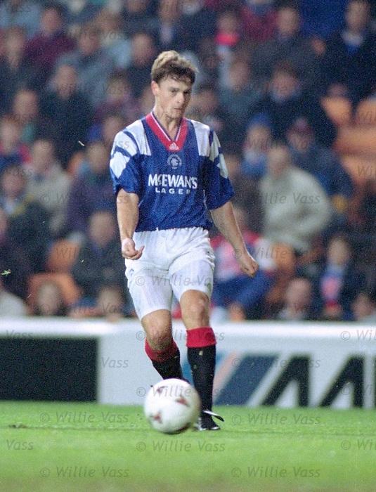 David Robertson, Rangers