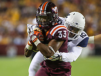 NCAA FOOTBALL: West Virginia vs Virginia Tech