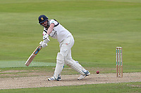 Matthew Lamb in batting action for Warwickshire during Warwickshire CCC vs Essex CCC, Specsavers County Championship Division 1 Cricket at Edgbaston Stadium on 10th September 2019