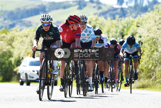 NELSON, NEW ZEALAND - Calder Stewart Cycling Series Round 5. Nelson, New Zealand. Saturday 22 August 2018. (Photo by Chris Symes/Shuttersport Limited)