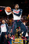 Kile Irving of United States of America during FIBA Basketball World Cup 2014 group C between United States of America vs Turkey  on August 31, 2014 at the Bilbao Arena stadium in Bilbao, Spain. Photo by Nacho Cubero / Power Sport Images