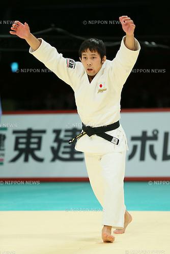 Naohisa Takato (JPN), <br /> NOVEMBER 29, 2013 - Judo : <br /> IJF Grand Slam Tokyo 2013 International Judo Tournament <br /> Men's -60kg Final <br /> at Tokyo Metropolitan Gymnasium, Tokyo, Japan. <br /> (Photo by YUTAKA/AFLO SPORT) [1040]