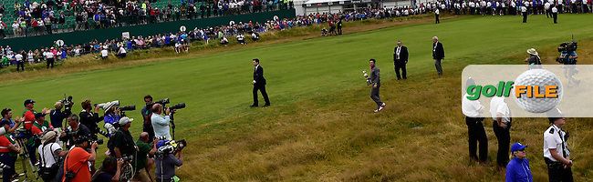 Rory MCILROY (NIR) is the 2014 Open Champion: <br /> Rory shot a final round of one under par to finish on 271 strokes, 17 under par at The 143rd Open championship Royal Liverpool Golf club, Hoylake, England.: Picture Eoin Clarke, \2010943#2}\: 20th July 2014