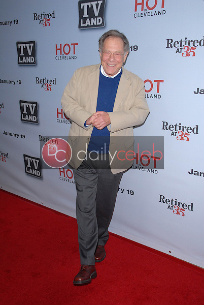 """George Segal<br /> at the """"Hot In Cleveland""""/""""Retired at 35"""" Premiere Party, Sunset Tower, West Hollywood, CA. 01-10-11<br /> David Edwards/DailyCeleb.com 818-249-4998"""