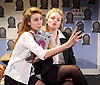 A Level Playing Field <br /> by Jonathan Lewis <br /> at the Jermyn Street Theatre<br /> London, Great Britain <br /> 13th April 2015 <br /> Press photocell <br /> <br /> <br /> India Opzoomer<br /> <br /> Lydia Williams