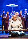 The Orphan of Zhao adapted by James Fenton. A Royal Shakespeare Company Production directed by Gregory Doran.  With Jake Fairbrother as Cheng Bo, Graham Turner as Dr Cheng Ying, . Opens at Swan Theatre at Stratford Upon Avon on 8/11/12. CREDIT Geraint Lewis