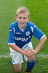 St Johnstone FC Academy Under 12's<br /> Scott Lavelle<br /> Picture by Graeme Hart.<br /> Copyright Perthshire Picture Agency<br /> Tel: 01738 623350  Mobile: 07990 594431