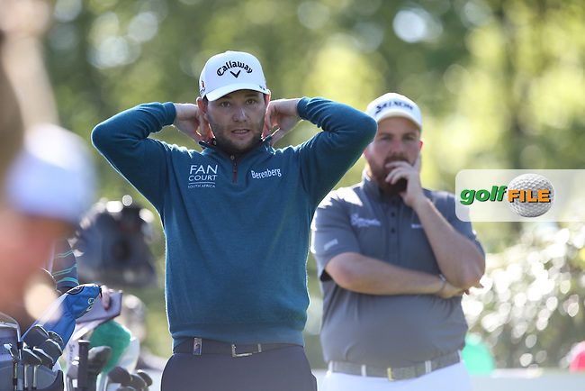 Branden GRACE (RSA) during Round One of the 2015 BMW PGA Championship over the West Course at Wentworth, Virginia Water, London. 21/05/2015Picture David Lloyd, www.golffile.ie.