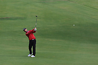 Emilio Cuartero Blanco (ESP) on the 7th fairway during Round 2 of the Challenge Tour Grand Final 2019 at Club de Golf Alcanada, Port d'Alcúdia, Mallorca, Spain on Friday 8th November 2019.<br /> Picture:  Thos Caffrey / Golffile<br /> <br /> All photo usage must carry mandatory copyright credit (© Golffile | Thos Caffrey)