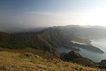 Lagoa do Fogo In Azores Portugal