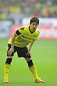 Shinji Kagawa (Dortmund), MARCH 17, 2012 - Football / Soccer : Shinji Kagawa of Dortmund in action during the Bundesliga match between Borussia Dortmund 1-0 Werder Bremen at Signal Iduna Park in Dortmund, Germany. (Kagawa scored the only goal of the game on the day of his 23rd birthday. (Photo by AFLO) [2268]