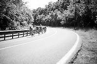descending fast<br /> <br /> Belgian National Road Cycling Championships 2016<br /> Les Lacs de l'Eau d'Heure