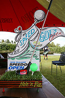 Day One of the Toro NZ Speed Golf Open,  Windross Farm Golf Course, Auckland, New Zealand. Saturday 24 February 2018. Photo: Simon Watts/www.bwmedia.co.nz