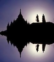Asia-Burma-Pagan-ancient-buddhist-temple-plain