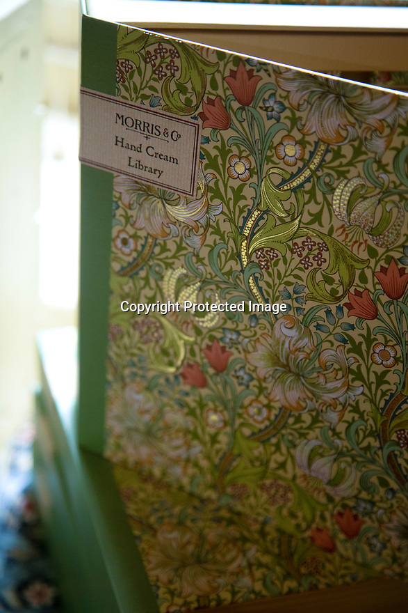 28/05/17<br /> <br /> Morris & Co. Inspired by Nature at Standen House and Garden, the National Trust's Arts and Craft House in East Grinstead, West Sussex delves in to the World of Morris & Co. Discover how repeating patterns of flowers and birds were chosen for the designs and the value that Morris placed on the revival of traditional skill. 1 Jun - 10 Nov 2019.<br /> <br /> All Rights Reserved, F Stop Press Ltd +44 (0)7765 242650 www.fstoppress.com rod@fstoppress.com