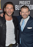 03 January 2019 - Los Angeles, California - Zach McGowan, David O'Leary. &quot;Project Blue Book&quot; History Scripted Series Los Angeles Premiere held at Simon House.          <br /> CAP/ADM<br /> &copy;ADM/Capital Pictures