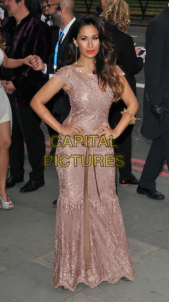LONDON, ENGLAND - APRIL 17: Preeya Kalidas attends the Asian Awards 2015, Grosvenor House Hotel, Park Lane, on Friday April 17, 2015 in London, England, UK. <br /> CAP/CAN<br /> &copy;Can Nguyen/Capital Pictures