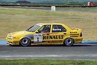 1993 British Touring Car Championship. #1 Tim Harvey (GBR). Renault Dealer Racing. Renault 19 16v.