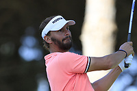 Joost Luiten (NED) tees off the 4th tee during Saturday's Round 3 of the 2018 Turkish Airlines Open hosted by Regnum Carya Golf &amp; Spa Resort, Antalya, Turkey. 3rd November 2018.<br /> Picture: Eoin Clarke | Golffile<br /> <br /> <br /> All photos usage must carry mandatory copyright credit (&copy; Golffile | Eoin Clarke)