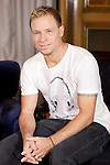 "Brian Littrell of the Backstreet Boys attends their new music album ""In A World Like This"" presentation at Palace Hotel on November 12, 2013 in Madrid, Spain. (ALTERPHOTOS/Victor Blanco)"