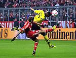 270213 Bayern Munich v Borrusia Dortmund