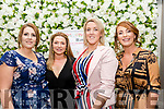 Enjoying the Connect cocktails and Canapes night in the Ashe hotel, Tralee last Friday in aid of Blennerville NS, L-R Mori Sery, Roisin Curren, Nora Corridon and Claire Flynn all parents council of Blennerville NS.