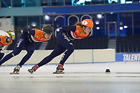 SPEEDSKATING: HEERENVEEN: Icederby rink, ©photo Martin de Jong