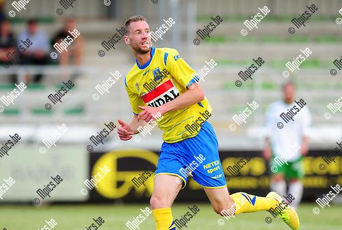 2014-07-02 / Voetbal / seizoen 2014-2015 / KVC Westerlo / Kevin Geudens<br /><br />Foto: mpics.be