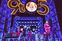 9 to 5 The Musical opens at the Savoy Theatre. Picture shows: Dolly Parton (video), the company.