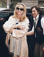 1983 <br /> Christie Brinkley Richard Taubman and baby(son Jack)<br /> Pho to By John Barrett-PHOTOlink.net/MediaPunch