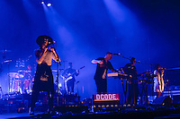 English music Jungle at Dcode music festival in Madrid. September 10, 2016. (ALTERPHOTOS/Rodrigo Jimenez) /NORTEPHOTO.COM