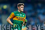 Graham O'Sullivan, Kerry before the Allianz Football League Division 1 Round 1 match between Dublin and Kerry at Croke Park on Saturday.