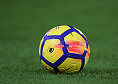 9th December 2017, Selhurst Park, London, England; EPL Premier League football, Crystal Palace versus Bournemouth; A general view of the Match Ball