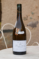 Clos du Papillon Savennieres 2003, with screwcap. Domaine des Baumard, Rochefort, Anjou, Loire, France
