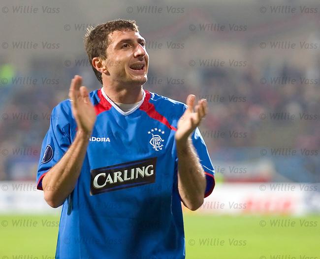 Shota Arveladze, Rangers.stock season 2004-2005.pic willie vass