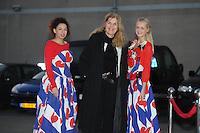 SPORT ALGEMEEN: HEERENVEEN: Trinitas, 18-02-2015, Sportgala Fryslân, Diana Monissen (voorzitter Raad van Bestuur De Friesland Zorgverzekeraar), ©foto Martin de Jong