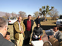 Iraq 2006.In Birziki, near Duhok,on the right, the coroner listening to a witness of Anfal, next, Hadar Zubeir Abdullah, lawyer.Irak 1996.A Birziki, pres de Dohok, a droite le procureur ecoutant des temoignages de l'Anfal. A cote de lui, Hadar Zubeir Abdullah, avocate