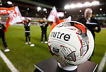 Mitre match ball - English League One - Sheffield Utd vs Burton Albion - Bramall Lane Stadium - Sheffield - England - 1st March 2016 - Pic Simon Bellis/Sportimage