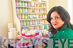 In a bid to overcome chronic back pain and to aid her son's asthma, Fleur Daly, set out about creating soy-based candles which in turn  have become a successful business for the Killarney woman.