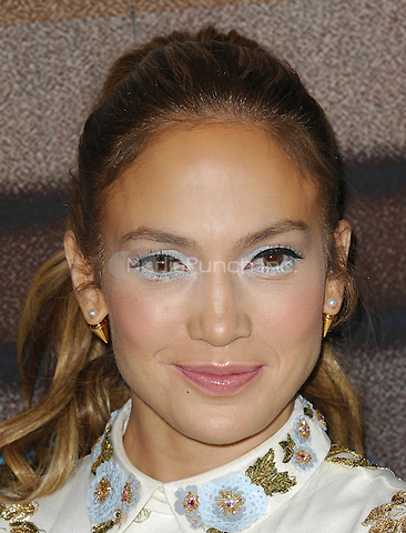 LOS ANGELES, CA - MARCH 11: Jennifer Lopez attends Fox's 'American Idol XIV' Finalist Party at The District Restaurant on March 11, 2015 in Los Angeles, California. Credit: PGMP/MediaPunch