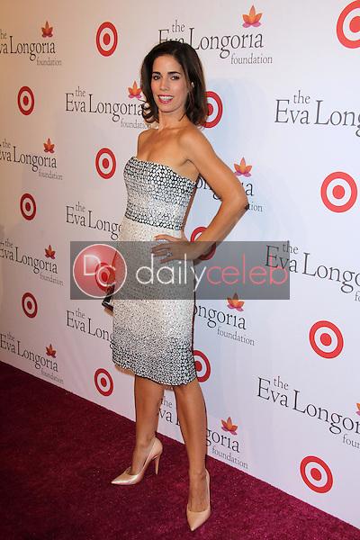 Ana Ortiz<br /> at the Eva Longoria Foundation Dinner, Beso, Hollywood, CA 09-29-13<br /> David Edwards/Dailyceleb.com 818-249-4998