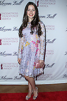 NEW YORK CITY, NY, USA - MARCH 07: Fatima Ptacek at the 6th Annual Blossom Ball Benefiting Endometriosis Foundation Of America held at 583 Park Avenue on March 7, 2014 in New York City, New York, United States. (Photo by Jeffery Duran/Celebrity Monitor)