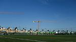 04.01.2018, Hotelanlage LA FINCA Golf, Rojales, ESP, TL Werder Bremen Rojales - Alicante Tag 02, im Bild<br /> <br /> Regenerationstraining am TAG 03<br /> <br /> Foto &copy; nordphoto / Kokenge