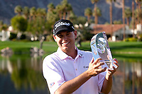 Bill Haas, Champion of The 2010 Bob Hope Classic.