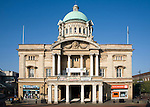 City Hall, Hull, Yorkshire, England