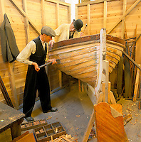 Great Britain, England, Hampshire, Portsmouth: Dockyard Apprentice Exhibition | Grossbritannien, England, Hampshire, Portsmouth: Dockyard Apprentice Exhibition