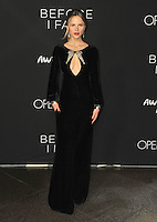 www.acepixs.com<br /> <br /> March 1 2017, LA<br /> <br /> Halston Sage arriving at the premiere of 'Before I Fall' at the Directors Guild Of America on March 1, 2017 in Los Angeles, California<br /> <br /> By Line: Peter West/ACE Pictures<br /> <br /> <br /> ACE Pictures Inc<br /> Tel: 6467670430<br /> Email: info@acepixs.com<br /> www.acepixs.com