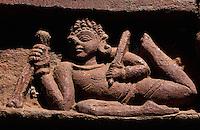 Indien, Orissa, Bhubaneswar, Parsurameswar Mandir (Tempel) erbaut 650